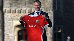 Giggs, il sogno diventa realtà: è il nuovo ct del Galles