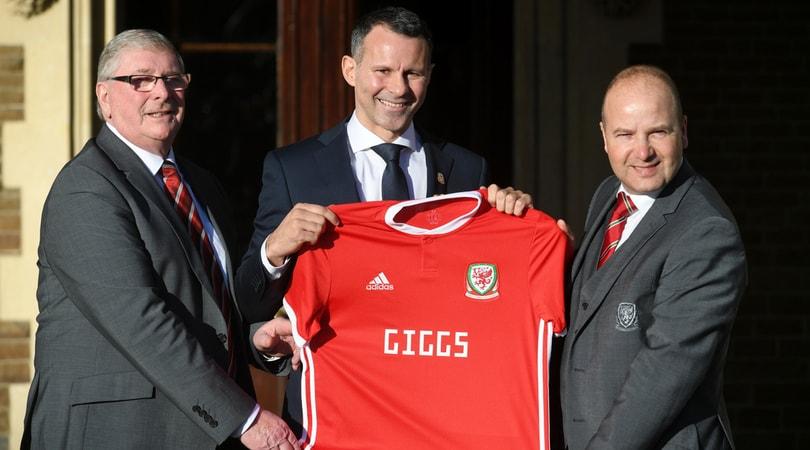 Galles, svolta Giggs: è il nuovo ct
