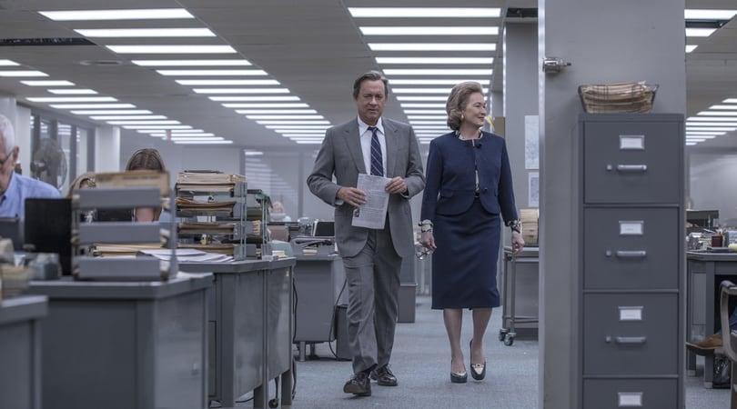 Spielberg+Streep+Hanks: The Post è da Oscar