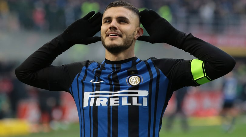 Calciomercato Inter, il Real Madrid pronto all'assalto per Icardi