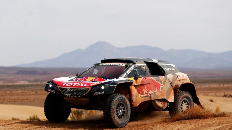 Dakar: 10 minuti a Sainz, ma Peugeot farà appello
