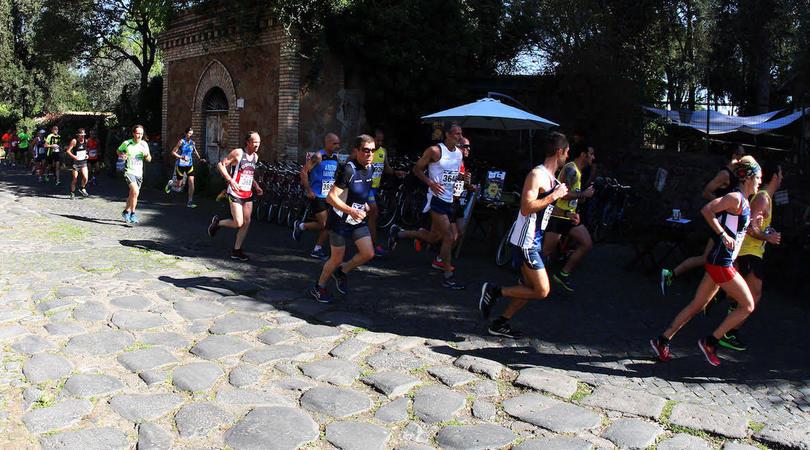 Roma Appia Run, siamo già a 2000 iscritti