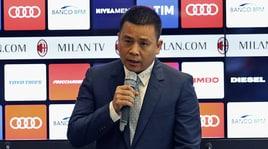 Milan, Li Yonghong: «Acquisto del club trasparente e regolare»