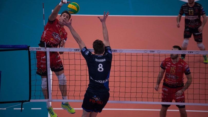 Volley: Champions League, Perugia in Belgio la spunta al quinto