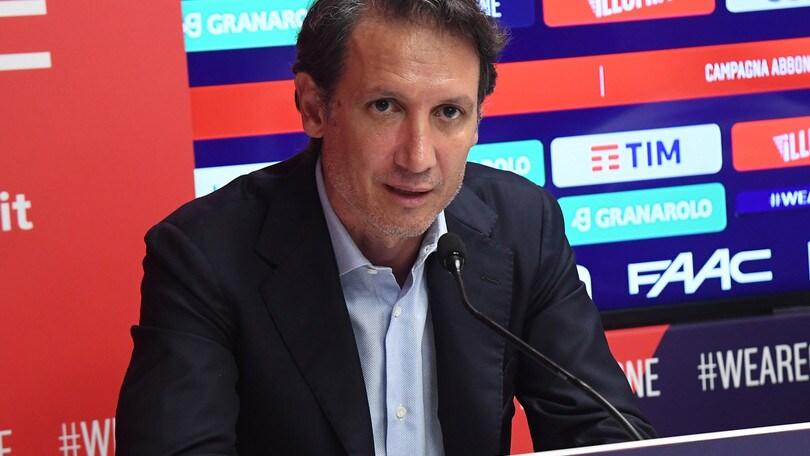 Calciomercato Bologna, il ds Bigon rinnova fino al 2019