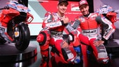 MotoGp Ducati, Ciabatti: «Protagonisti con entrambi i piloti»