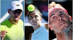Facce da tennis: le espressioni più buffe in campo