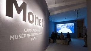 Monet in mostra fino a giugno