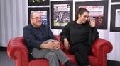 Benedetta Follia, Carlo Verdone e Ilenia Pastorelli al Corriere dello Sport.it
