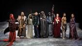 Arriva a Roma La Divina Commedia Opera Musical