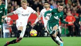Dalla Spagna: «Sondaggio del Real Madrid per Fabian Ruiz»