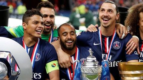 Thiago Silva: «Lucas? Napoli sarebbe un'ottima opportunità»