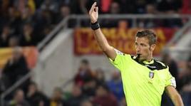 Serie A, gli arbitri della 21ª giornata: Atalanta-Napoli a Orsato, Inter-Roma a Massa