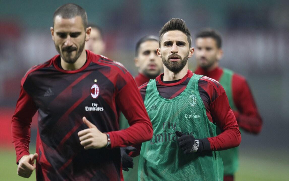 Milan, Borini: «A Cagliari diamo un'impronta al campionato»