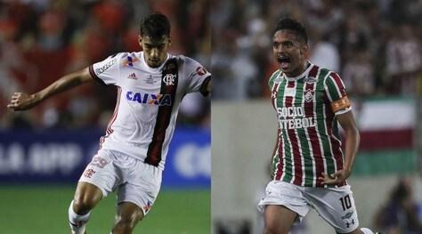 La Lazio studia colpi in Brasile
