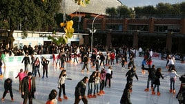 Ice Park, a Roma si pattina anche a febbraio