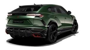 Lamborghini Urus TopCar: il Suv è ancora più estremo