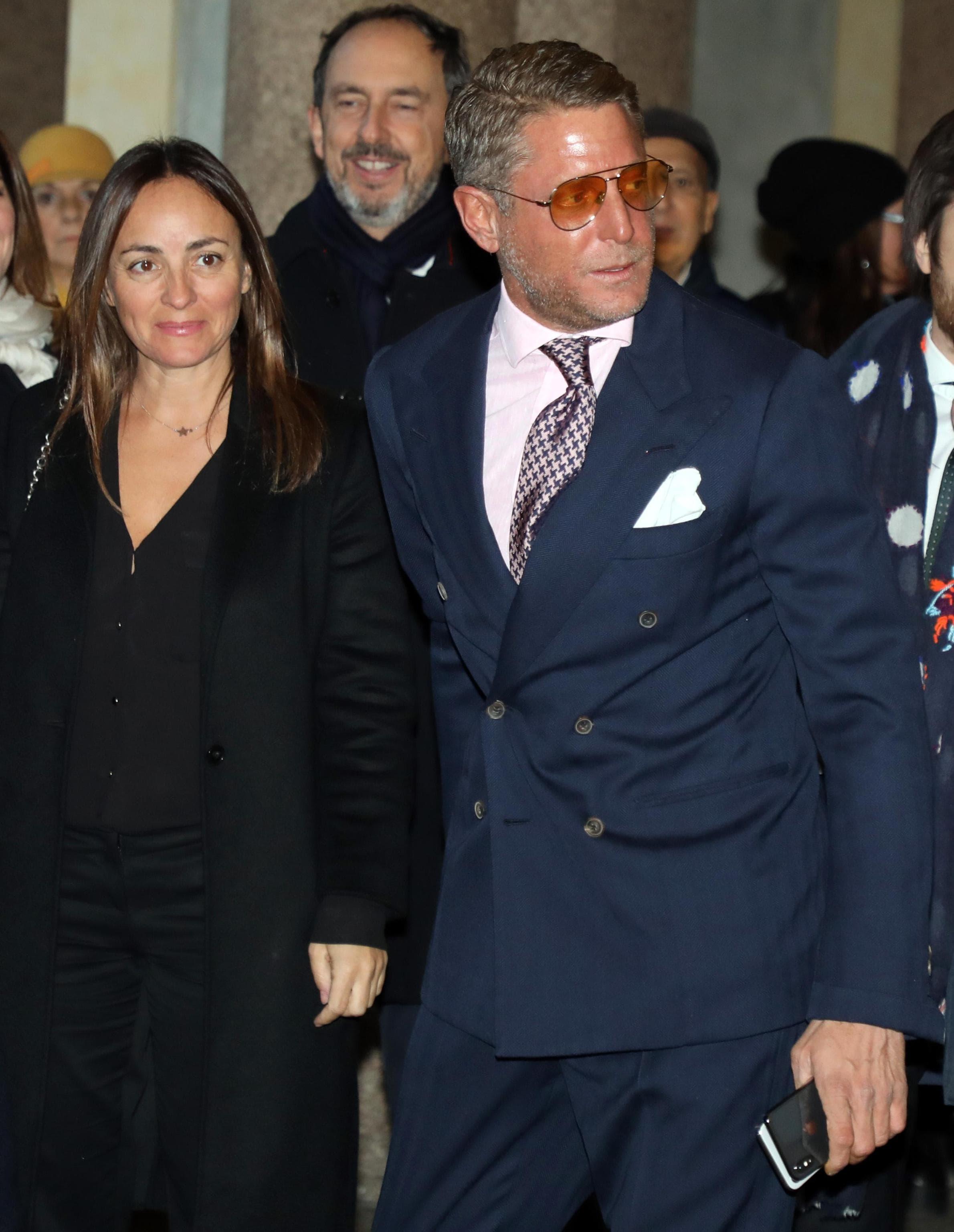 Carlo cracco sposo a milano celebra sala corriere dello for Cracco a palazzo