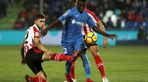 L'Athletic Bilbao scappa due volte, il Getafe lo riacciuffa