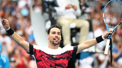 Australian Open, Fognini vola agli ottavi!