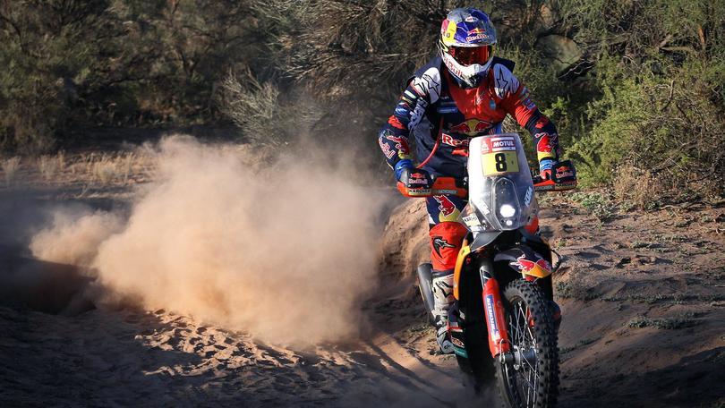 Dakar: moto, successo australiano Price