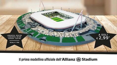 Costruisci l'Allianz Stadium