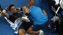 Australian Open: Djokovic sta bene
