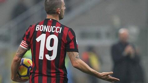 Dalla Spagna: «Bonucci al Real Madrid, lo vuole Sergio Ramos»