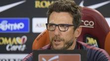 Inter-Roma, Di Francesco: Dzeko gioca titolare
