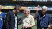 Serie A Verona, Osvaldo Bagnoli nominato presidente onorario