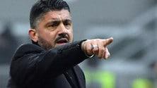 Gattuso: «Milan, riprendiamo da dove abbiamo finito!»