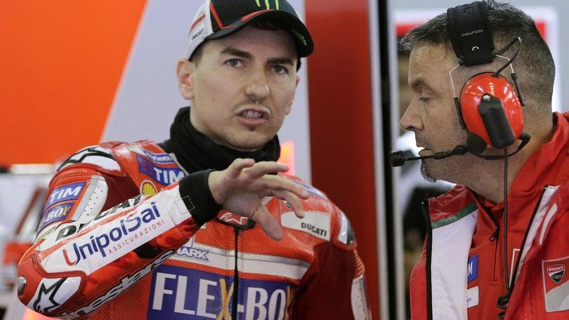 MotoGp, Lorenzo: «Mi spiace lasciare una sfida senza averla terminata»