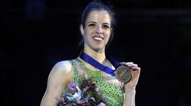 Europei di pattinaggio, bronzo per Carolina Kostner