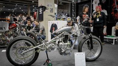 "Motor Bike Expo: custom ""regine"" di Verona"
