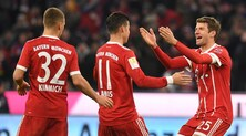 Bundesliga, Bayern Monaco-Werder Brema 4-2: bavaresi a +16 sulle seconde