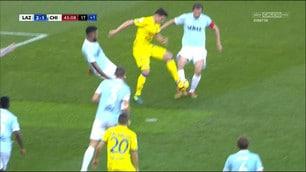 Lazio-Chievo, Abisso toglie il rigore a Stepinski con il Var