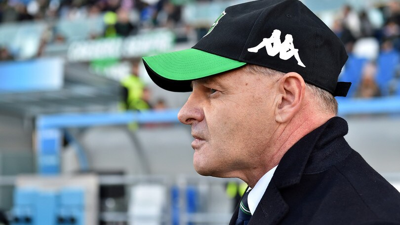Serie A Sassuolo, Iachini: «Nella ripresa ci si è gonfiata la vena»