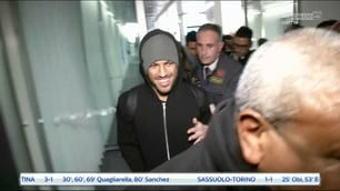 Inter, Rafinha sbarca a Milano