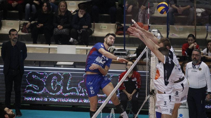 Volley: A2 Maschile, Girone Bianco: Catania fallisce l'ingresso nella Pool B