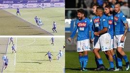 Nuovo indirizzo: i gol del Napoli vanno interpretati