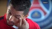 Psg, Marquinhos in lacrime per la partenza di Lucas