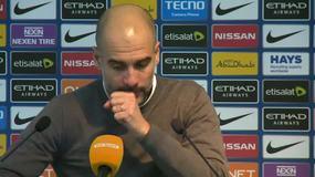"""Guardiola: """"Bevo vino prima di fare la formazione"""""""