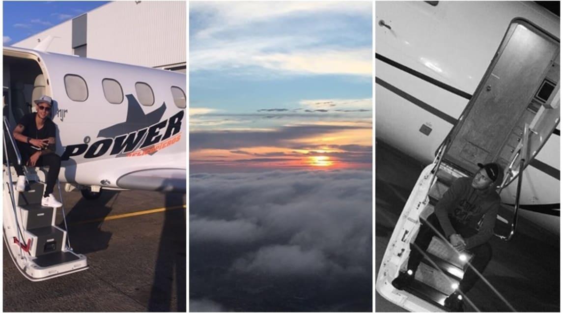 Aereo Privato Piu Costoso : Da messi a cr chi ha l aereo privato più costoso ecco