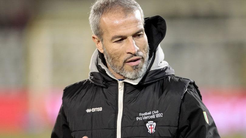 Calciomercato Pro Vercelli, esonerato Atzori. Torna Grassadonia