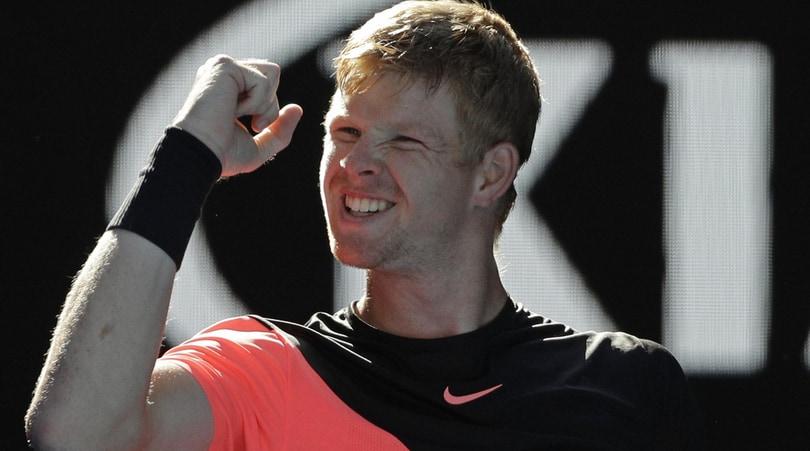 Tennis, Australian Open: avanti Edmund e la Mertens