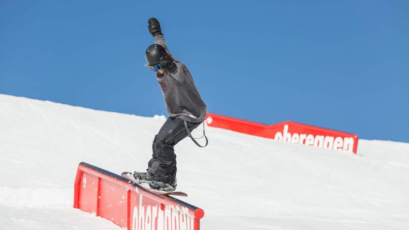 Snowboard: arriva il 'King of Obereggen'