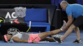 Tennis, Nadal ko: si ritira dagliAustralian Open