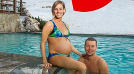 Tania Cagnotto diventa mamma: è nata Maya