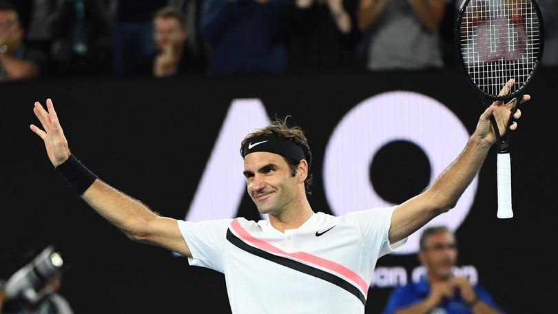 Australian Open, Federer in semifinale: battuto Berdych