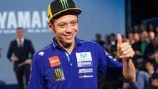 MotoGp Yamaha, Rossi: «Sono andato avanti per amore»